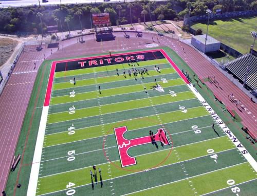 John Ferraro Athletic Fields Athletic Field Engineering