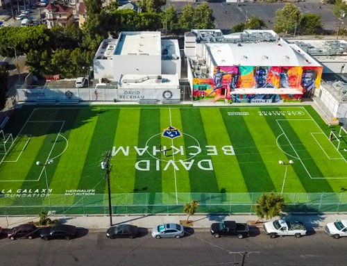 Salvation Army: Red Shield Community Center (LA Galaxy Foundation)